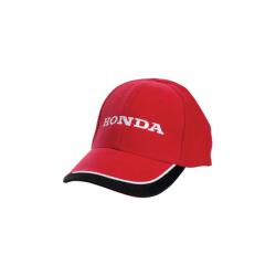Gorra roja Honda