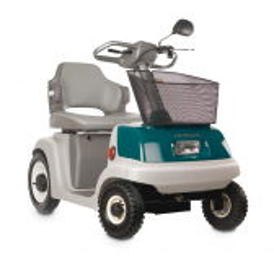 Scooter Eléctrico Honda Monpal ML 100 (verde)