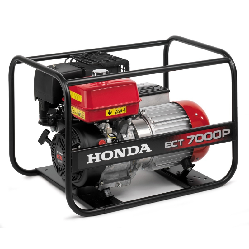 Ect 7000 p honda generador polivalente econ mico trif sico - Mini generador electrico ...