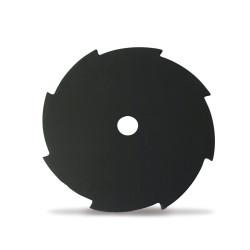 B8/255/1.6/25.4 Disco metálico 8 dientes