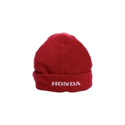 Gorro polar rojo Honda