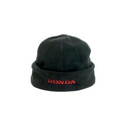 Gorro polar negro Honda