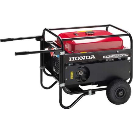 Generador eléctrico Honda ECMT 7000