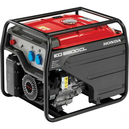 Generador eléctrico Honda EG 5500