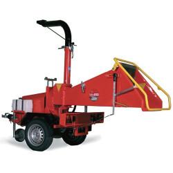 Biotrituradora de alimentación hidráulica BIO 650