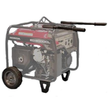 Kit transporte 2 ruedas Honda EG4500/EG5500