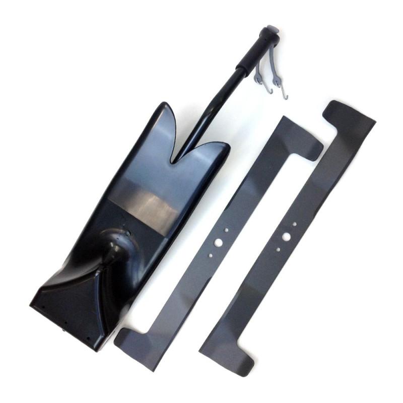 Kit mulching honda hf2620 con cuchilla honda es official - Kit mulching universel ...