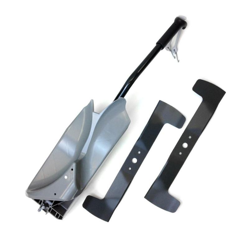 Kit mulching honda hf2315 con cuchilla honda es official - Kit mulching universel ...