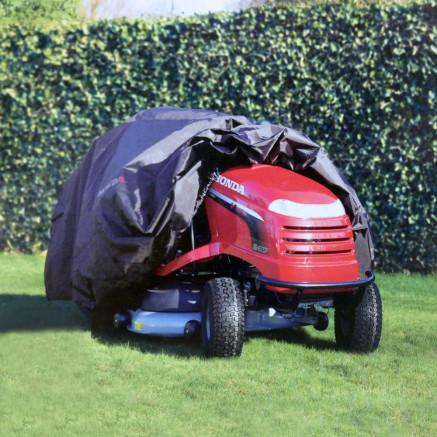 Cortacéspedes de asiento-Accesorios-Funda protectora para tractor Honda