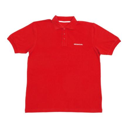 Boutique-Colección Primavera-Verano-Polo rojo Honda