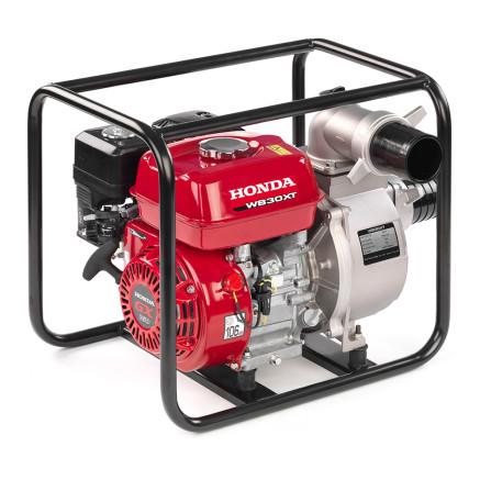 WB 30 XT Honda Motobomba caudal
