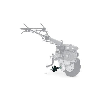 Accesorios motoazadas-Ruedas-Ejes diferenciales