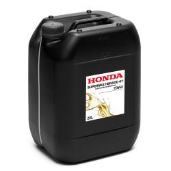Aceite sintético Honda SUPERMULTIGRADO 4T 15W40 20 litros