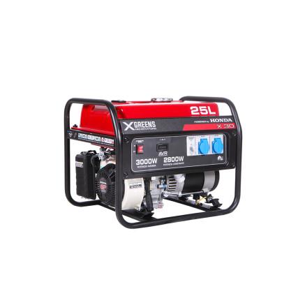 Generadores-X-GREENS monofásicos-X 30