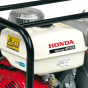Motobomba Honda WT 30 X para aguas sucias