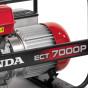 Generador eléctrico Honda ECT 7000  P