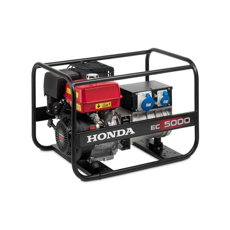 Ec 5000 honda es official store - Mini generador electrico ...