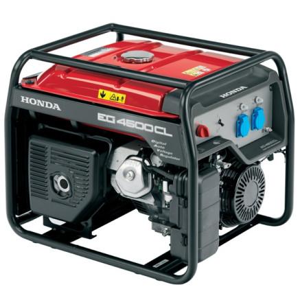 Generador eléctrico Honda EG 4500