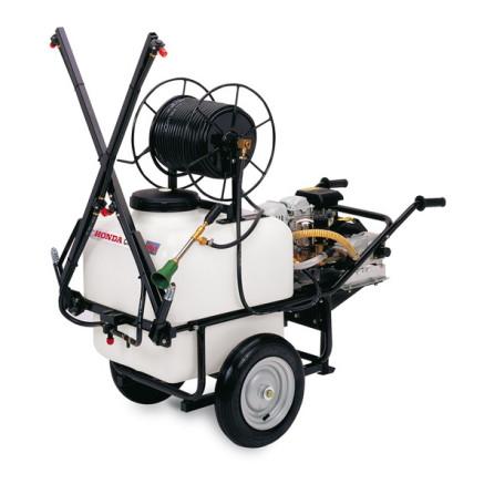 Kit manguera para carretilla pulverizadora CPH - 50mts